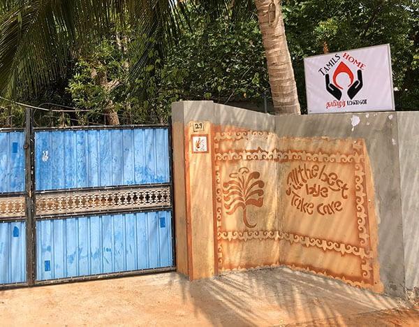Tamilshome office banner